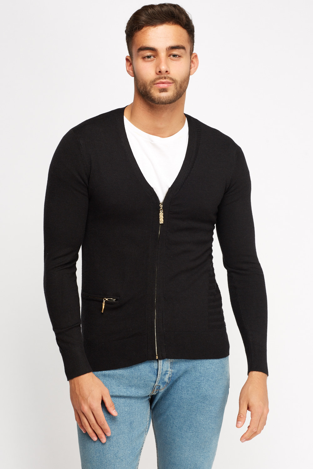 Cheap Men's Cardigans for £5 | Everything5Pounds