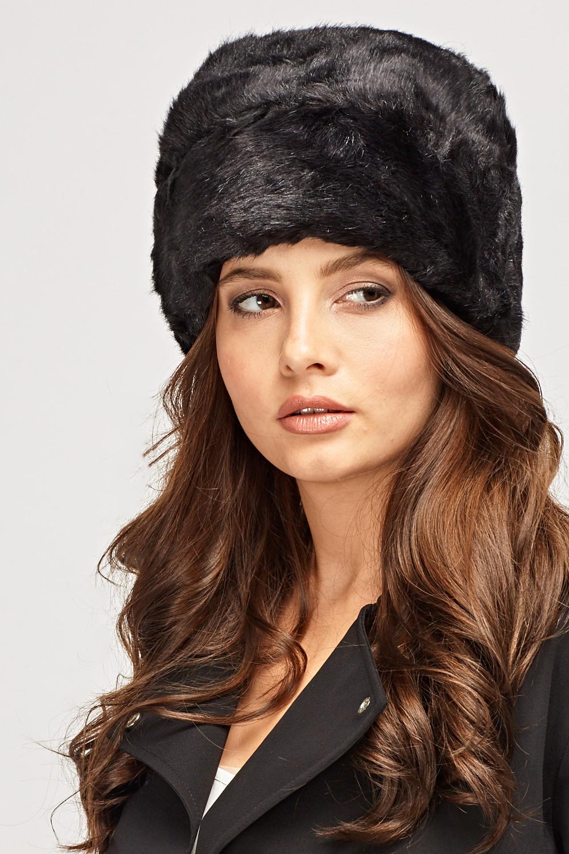 7517fabebd0ba Faux Fur Winter Alpaca Hat - Just £5