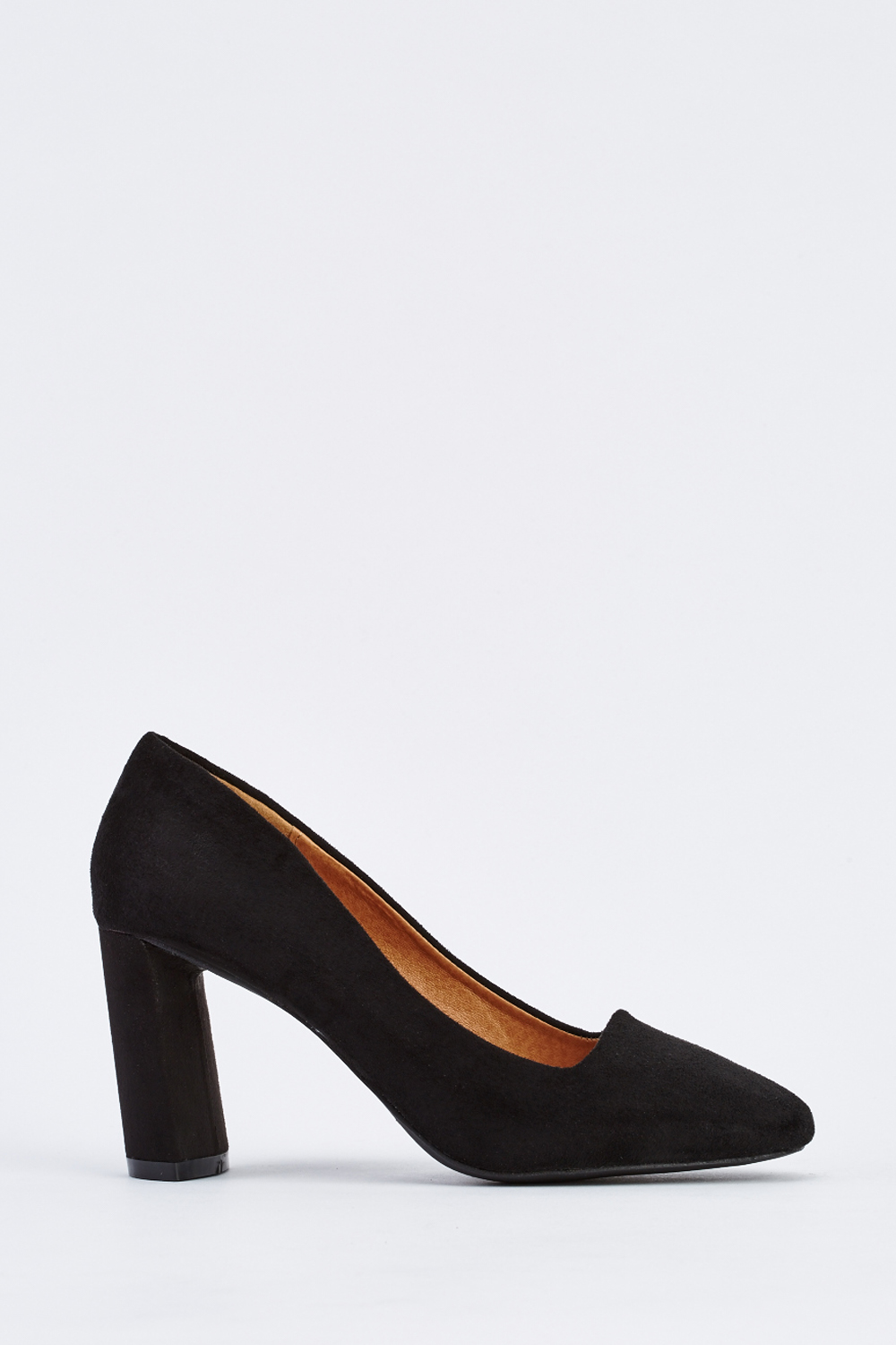 426f49483c1e Pointed Block-Heel Pumps - 3 Colours - Just £5