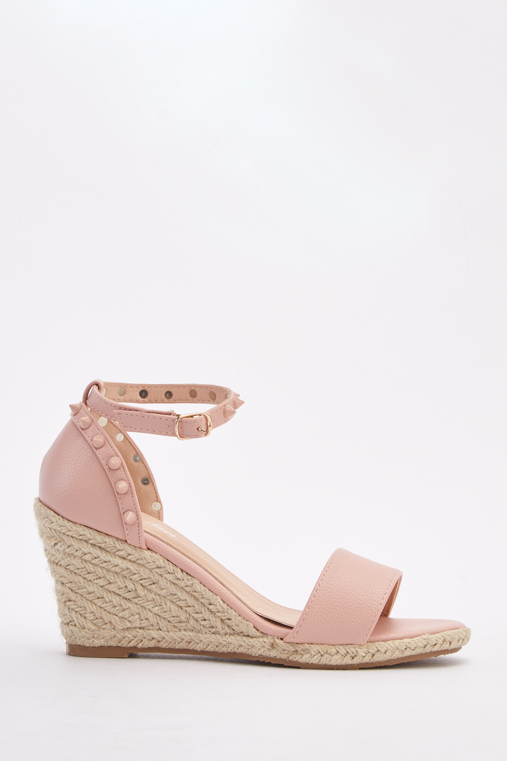 4b59340df11 Studded Espadrille Wedge Sandals - Just £5