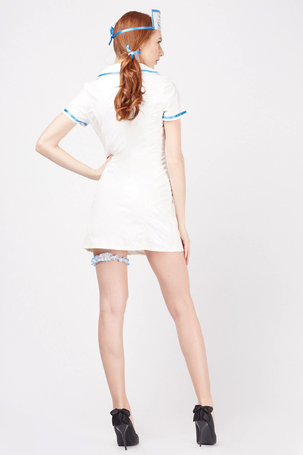 Sexy Head Nurse Womens Costume - Womens Costumes for 2019