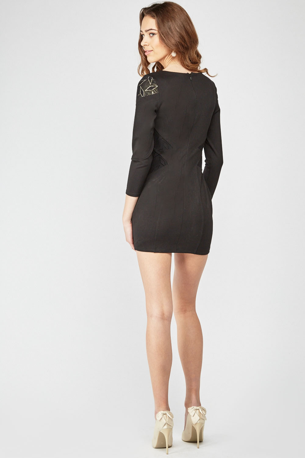 Ontario wedding bodycon dress cutting and stitching x ray montreal